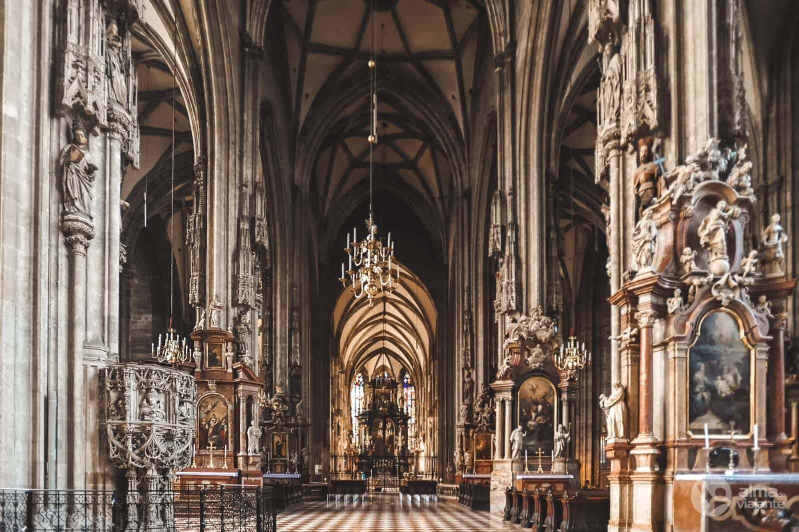 Catedral de Santo Estêvão, Viena