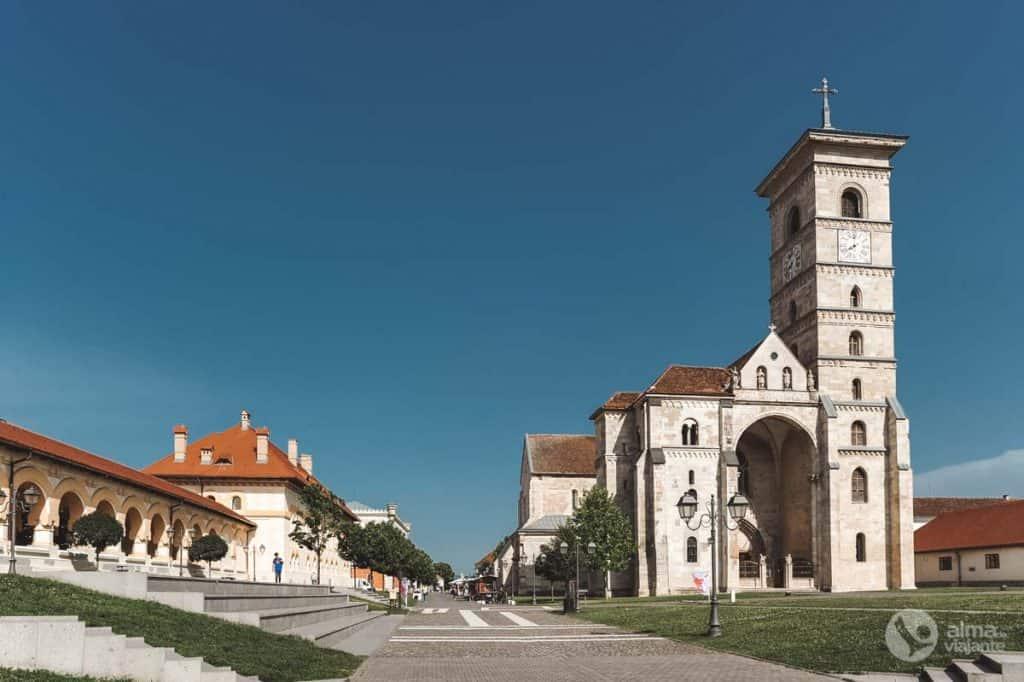 Alba Iulia - Catedral São Miguel