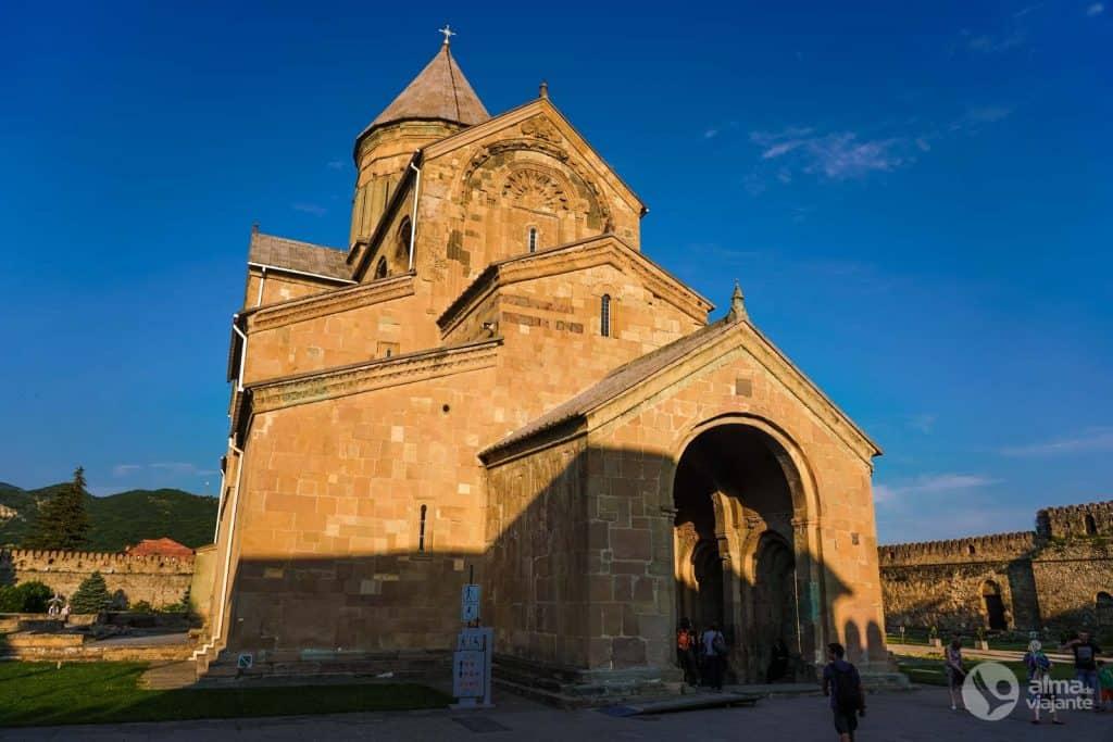 Catedral Svetitskhoveli, Mtskheta