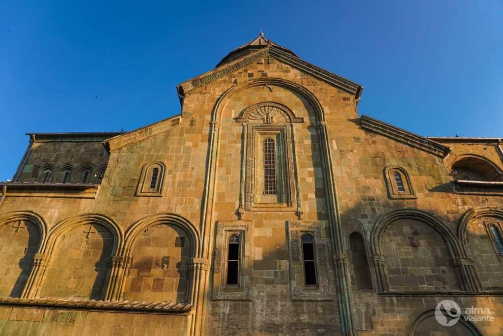 Catedral Svetitskhoveli, Geórgia