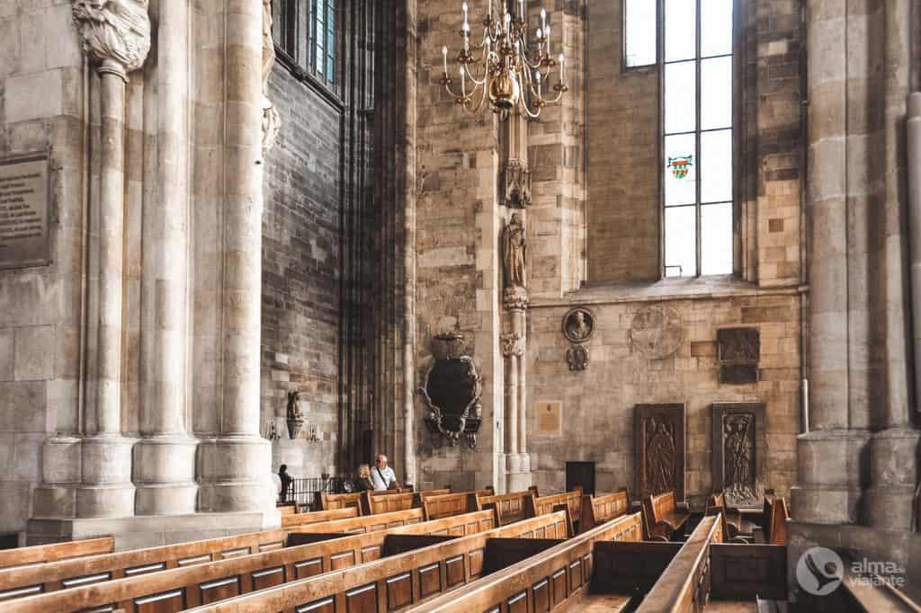 Roteiro em Viena: Catedral de Santo Estêvão