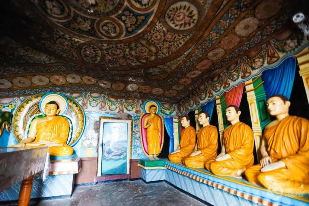 Visitar Mulkirigala: Naga Viharaya