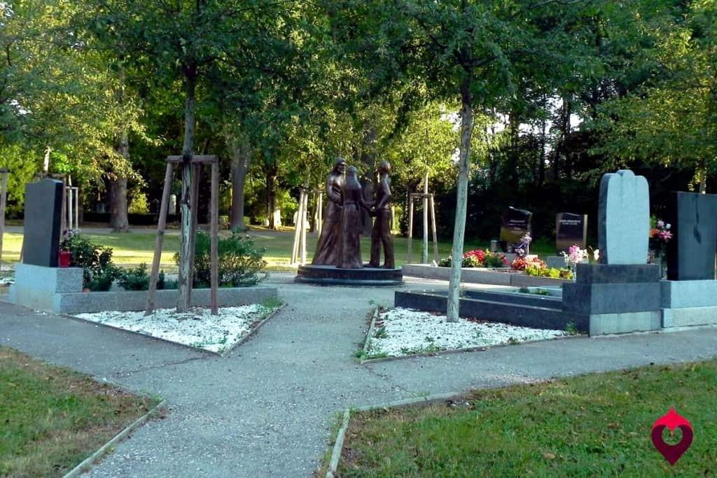 Vienos centrinė kapinės