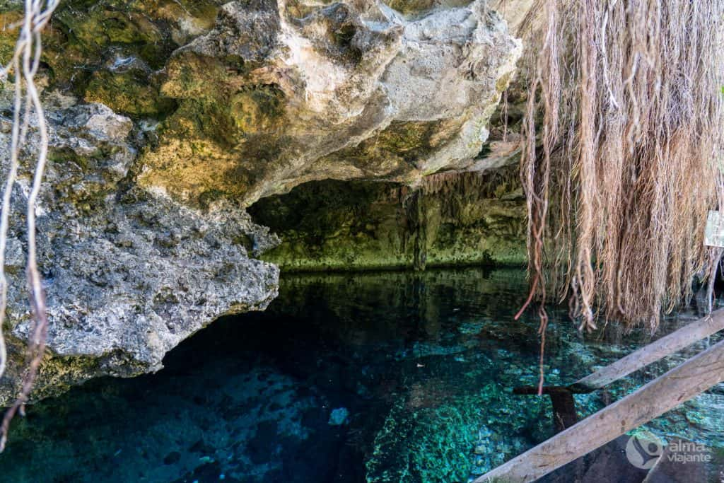 Cenote Nohoch, México
