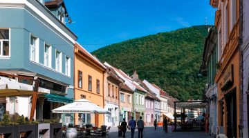 Onde ficar em Brasov (perto do centro)