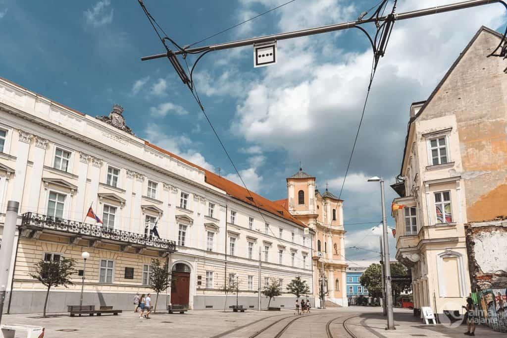 Bratislavos centras