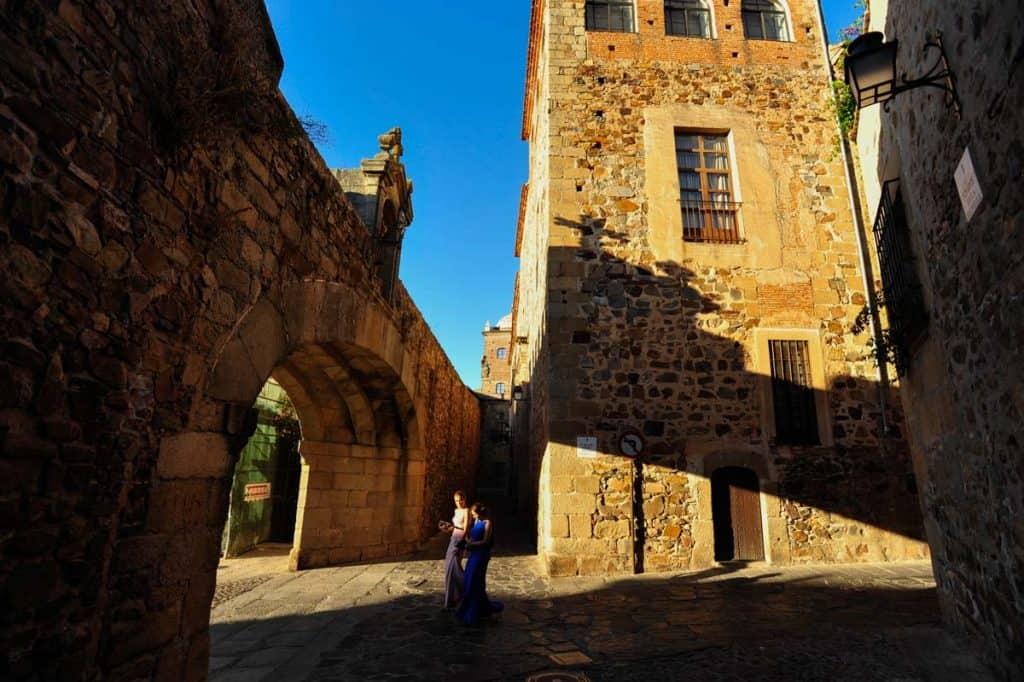 O que fazer em Cáceres: visitar o centro histórico