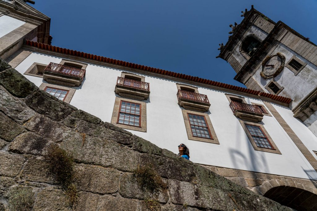 Centro histórico de Amarante