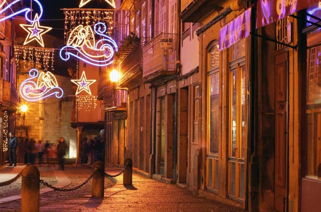 O que fazer em Guimarães: passear no centro histórico