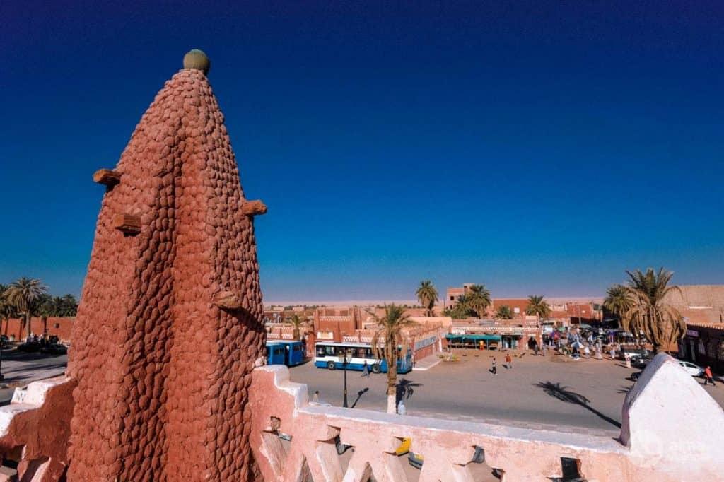 Centro de Timimoun, Argélia