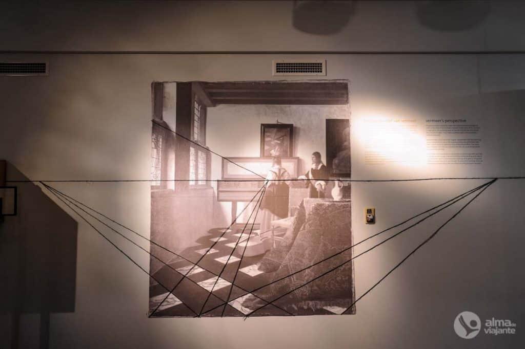 O que fazer em Delft: visitar Centro Vermeer