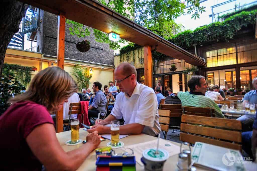 Hlutur í Köln: Päffgen-Kölsch Brewery