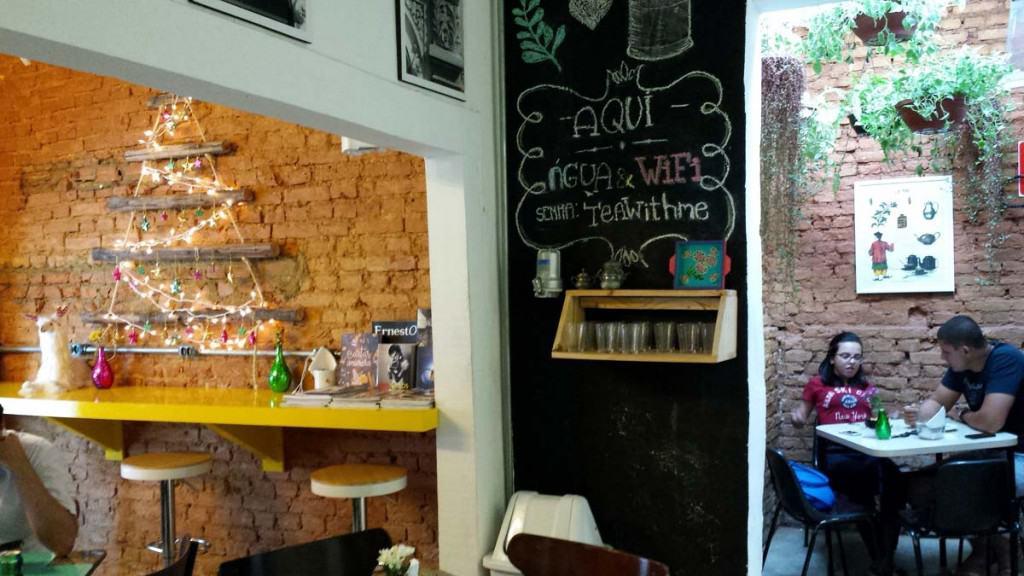 Čaj se mnou, Belo Horizonte