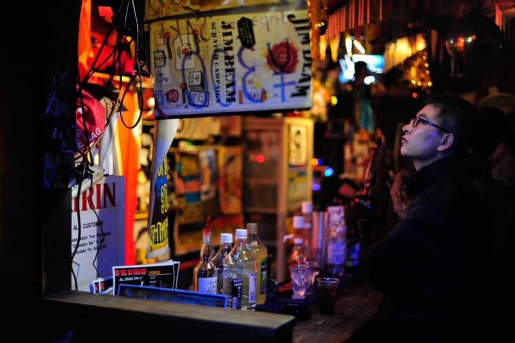 Champions Bar, Golden Gai