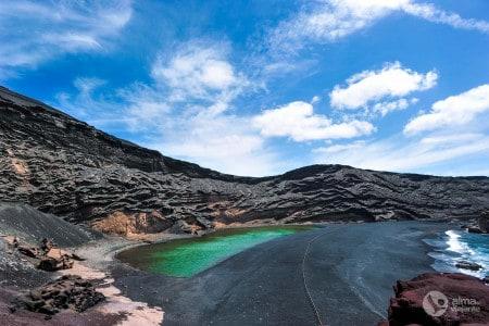 O que fazer em Lanzarote: visitar Chaco Verde