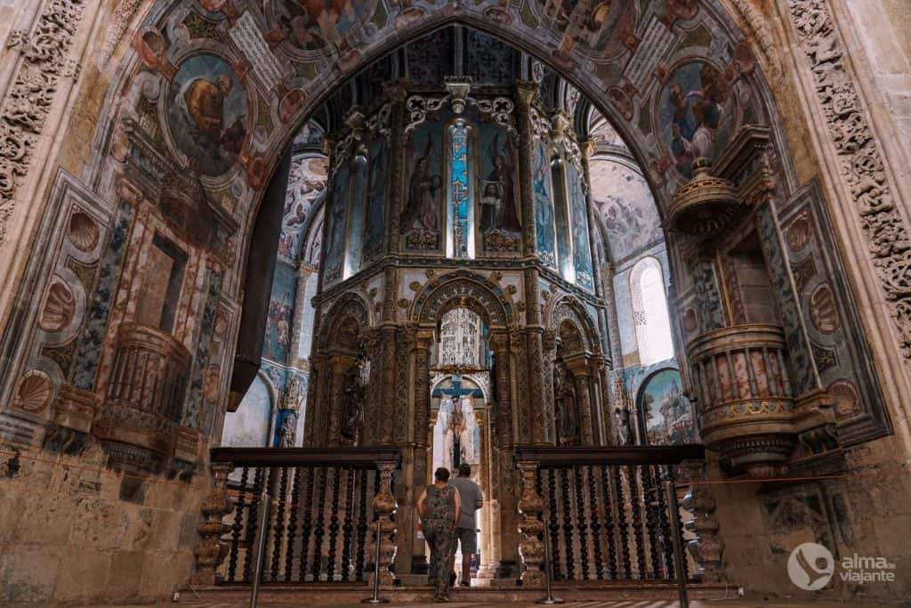Roteiro Património UNESCO: Charola do Convento de Cristo
