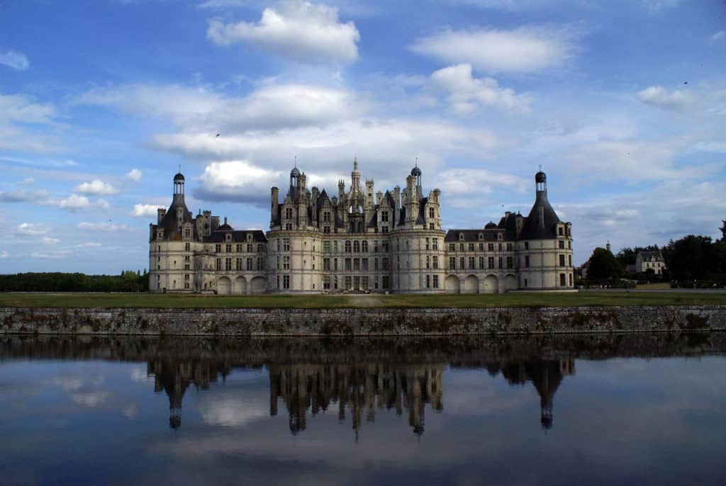 Chateaux Chambord, Loire Valley