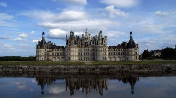 """Chateaux Chambord"", Luaros slėnis"