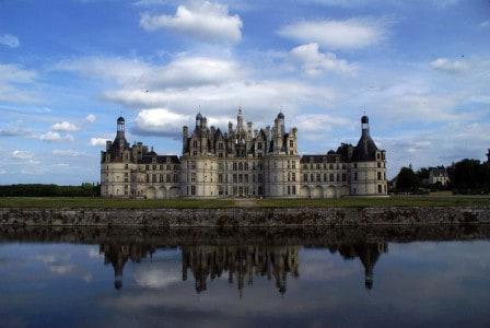 Chateaux Chambord, Vale do Loire