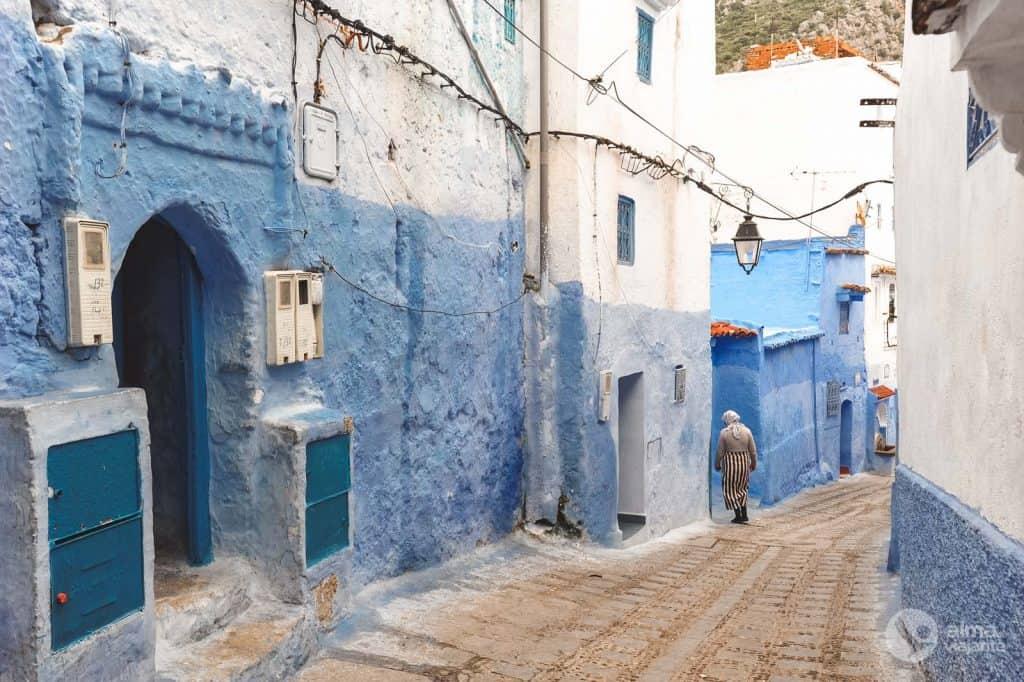 Cosa vedere a Chefchaouen: medina