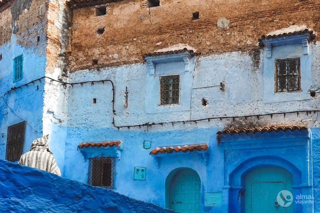 Perla blu del Marocco