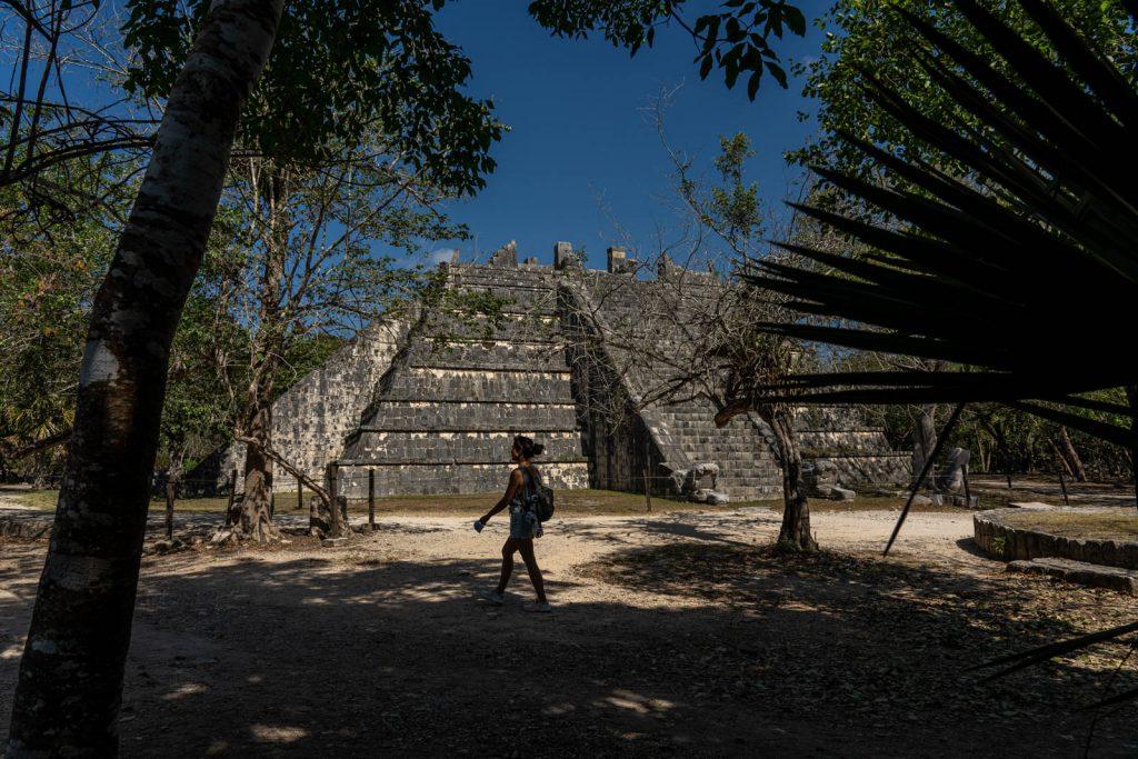 O que ver em Chichen-Itzá: Ossário