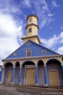Chonchi, ilha de Chiloé, Chile