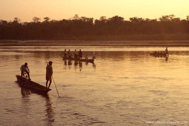 Parque Natural Chitwan, Nepal