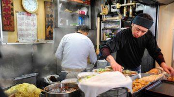 Onde comer ramen em Tóquio