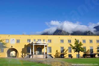 Pátio interior do Castelo da Boa Esperança, Cidade do Cabo