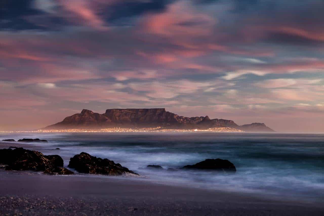 Table Mountains, Cidade do Cabo