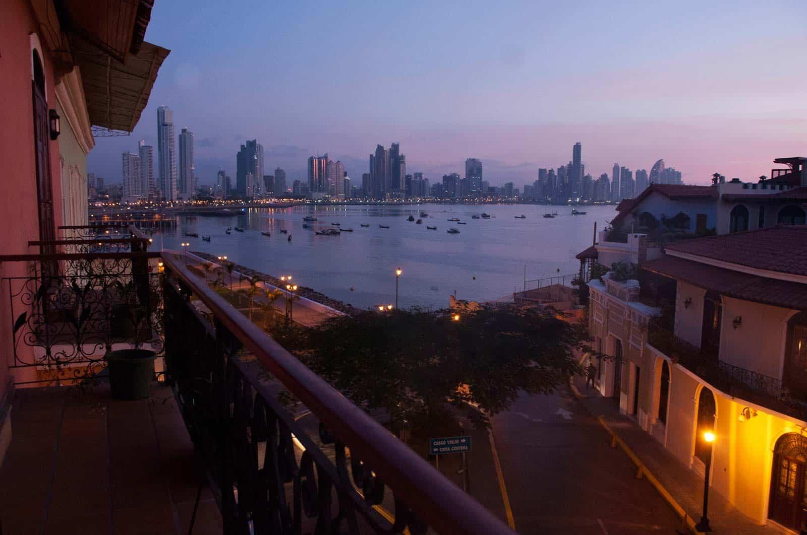 Cidade do Panamá, casco viejo