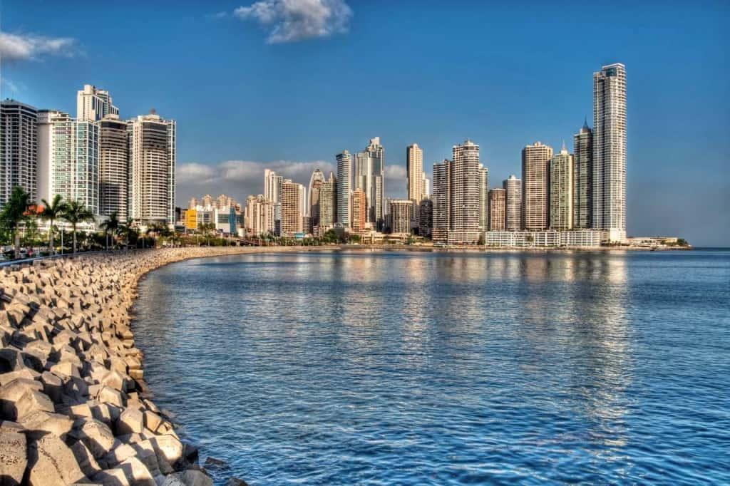 Cinta Costera da Cidade do Panamá