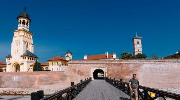 Alba Iulia, cidadela sem alma
