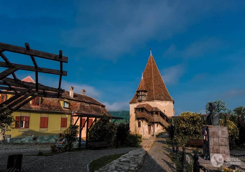 Torre dos Sapateiros, Sighisoara