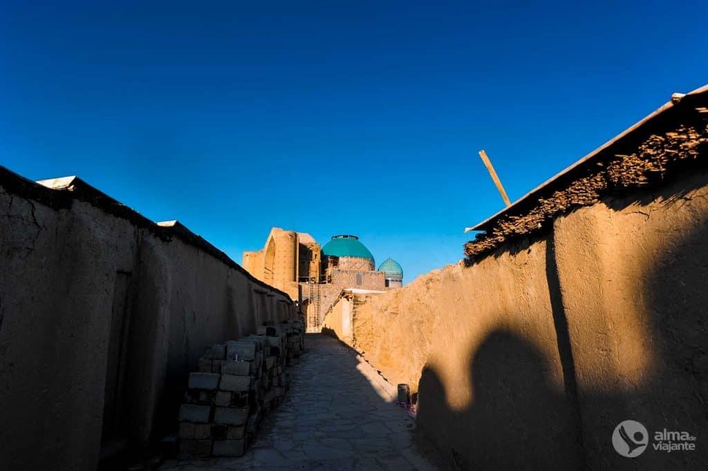 Turkistānas citadele, Kazahstāna