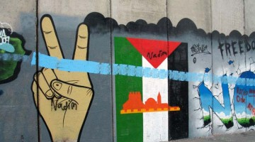 Cisjordânia, as mãos que oferecem pão