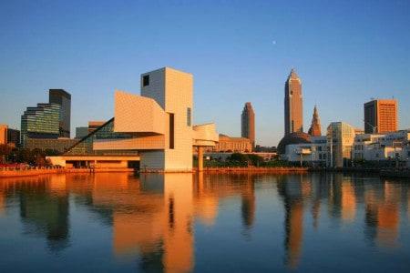 Cleveland, no estado norte-americano de Ohio