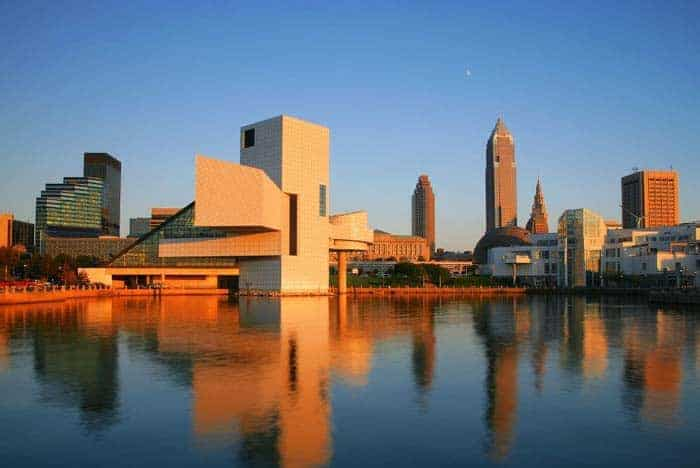 Cleveland, no estado norte-americano de Ohio