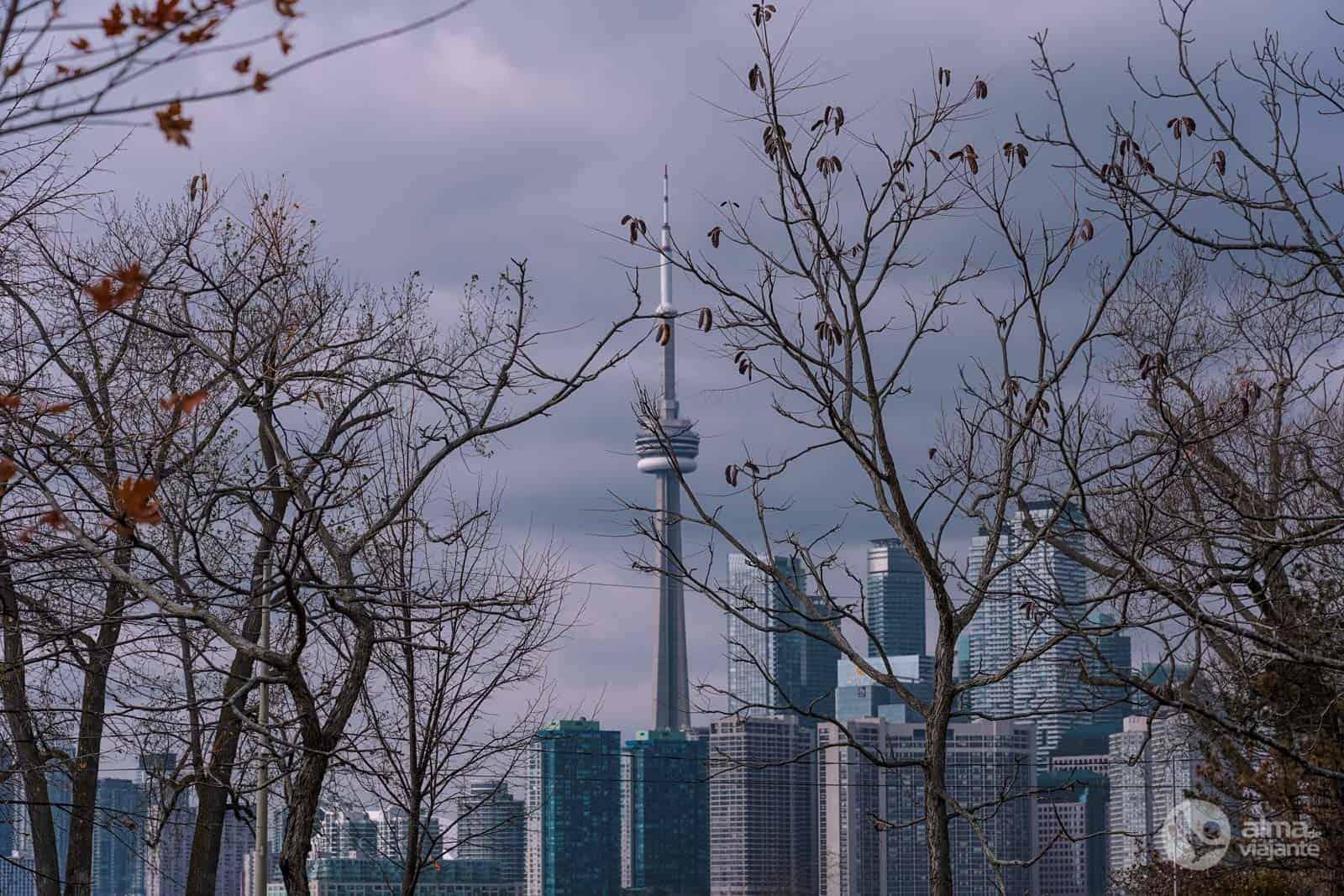 Visitar Toronto: CN Tower