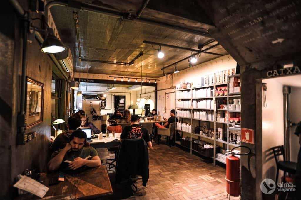 Roteiro na Vila Madalena: Coffee Lab