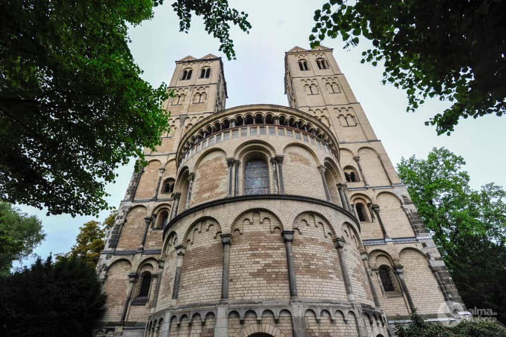 Kölni Püha Georoni kirik