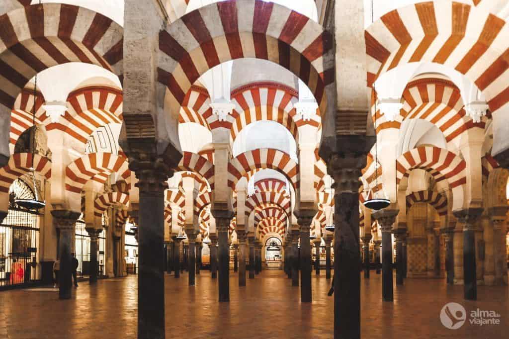 Cordoba: Mešita Abderramán I