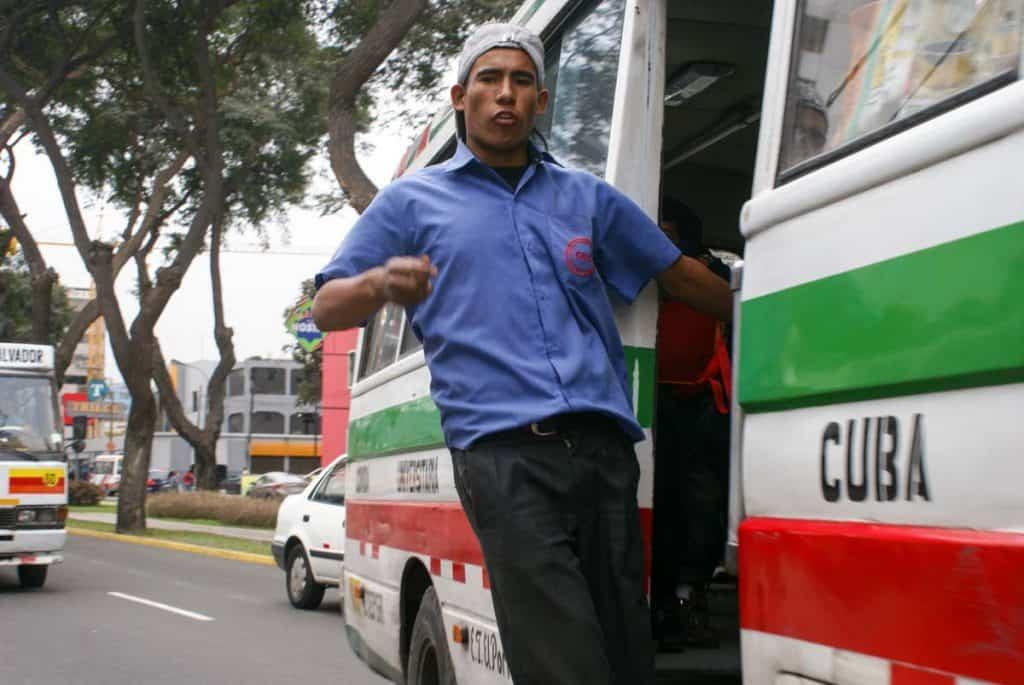 Comby em Lima