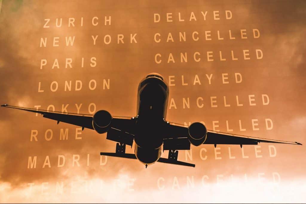 Como cancelar viagens
