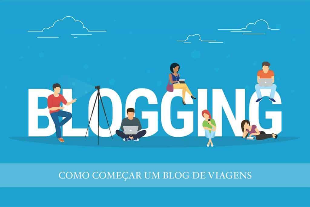 Blogging: Comment démarrer un blog de voyage