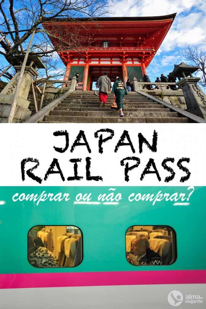 Compensa (ou não) comprar o Japan Rail Pass? Guia completo para entender as vantagens do JRP