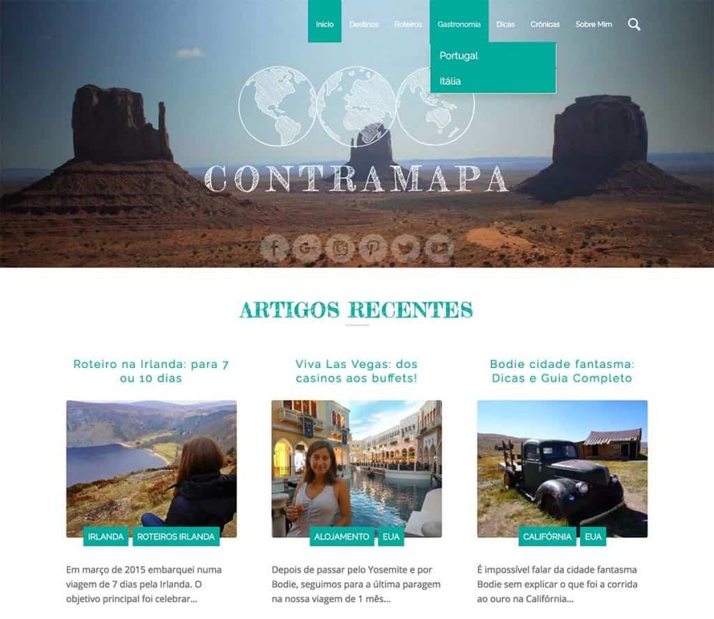 Blog: Contramapa