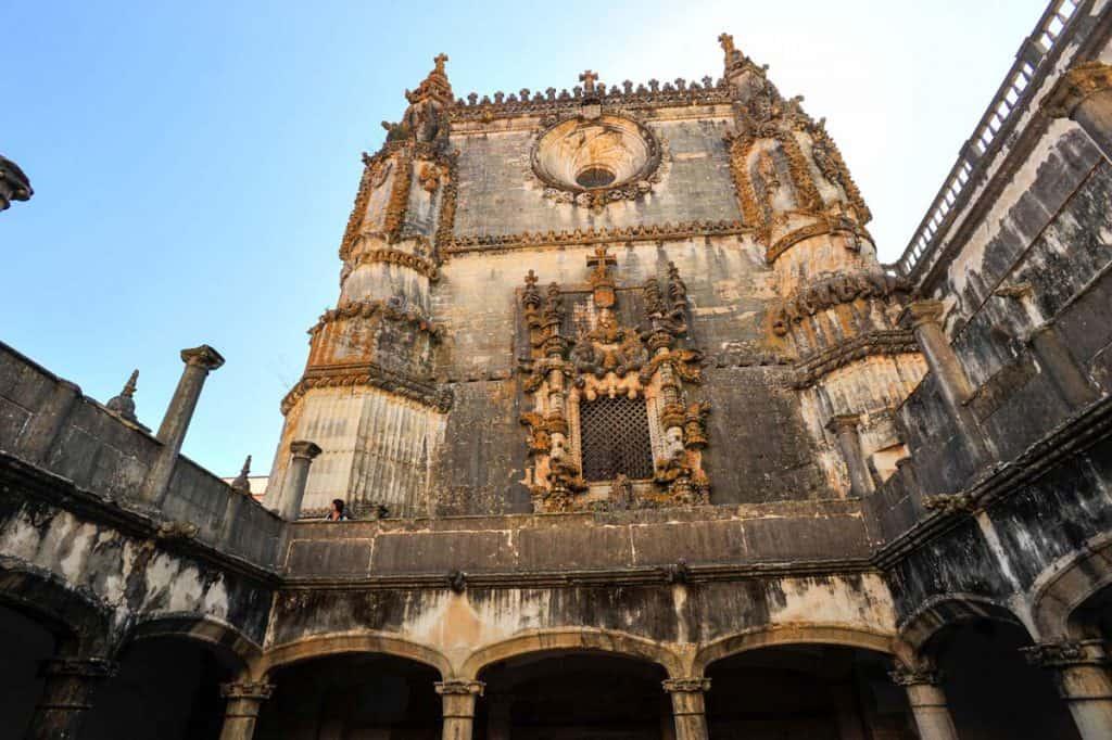 Janela manuelina, Convento de Cristo