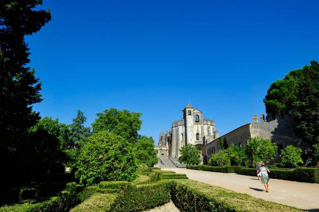 Jardins do Convento de Cristo, Tomar